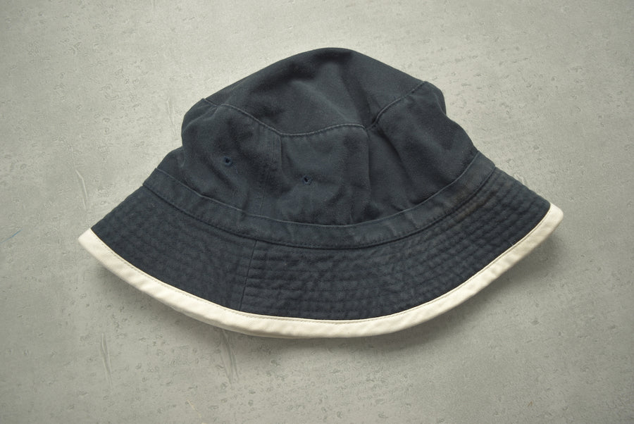 BAPE / Navy Bucket Hat