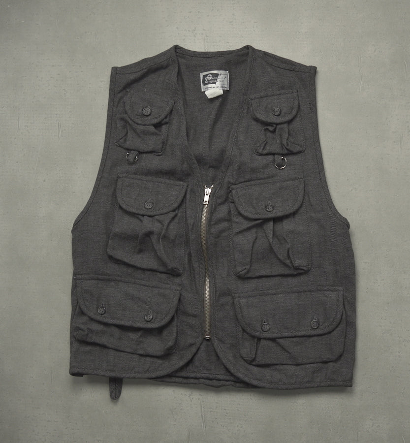Engineered Garments / Wool Fishing Vest