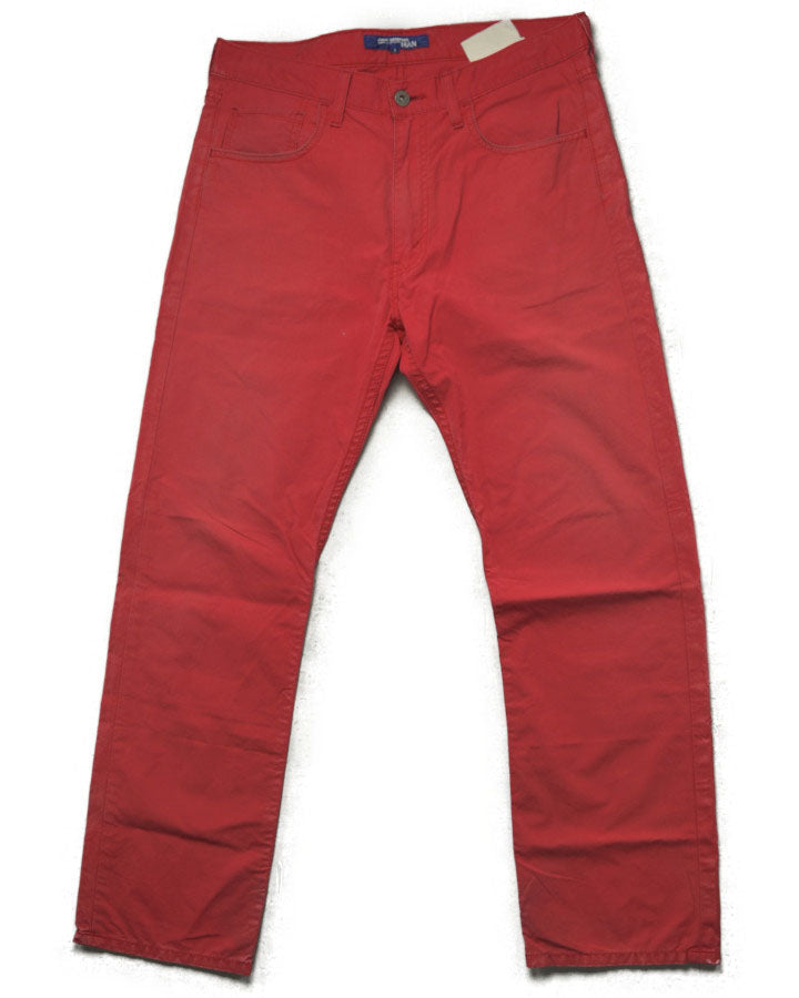 JUNYA WATANABE MAN COMME des GARCONS / Red Cotton Pants