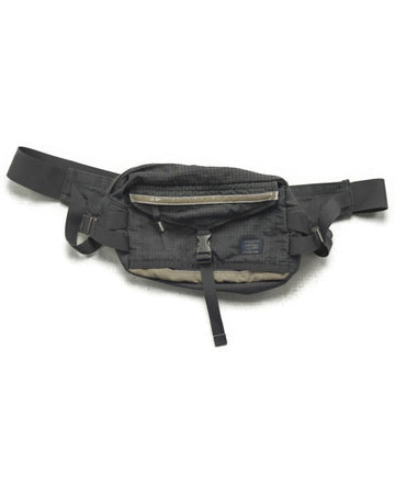 PORTER / Black Sporty Shoulder Pouch