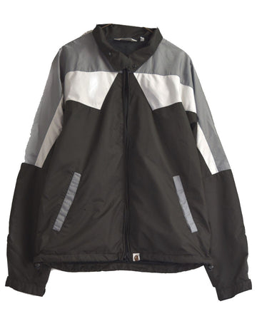 BAPE / Black Sporty Blouson