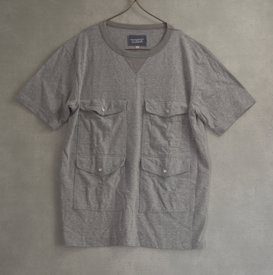 SOLOIST / Grey Pocket Cutsew