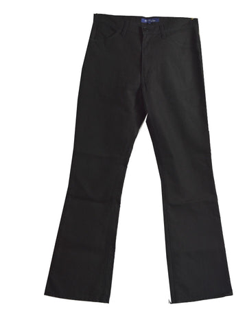 JUNYA WATANABE MAN COMME des GARCONS / Black Cotton Boot Cut Pants