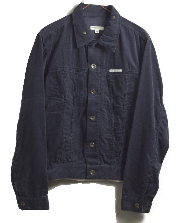 Engineered Garments / Purple Corduroy Jacket