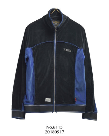 WTAPS / Velor Jersey Jacket