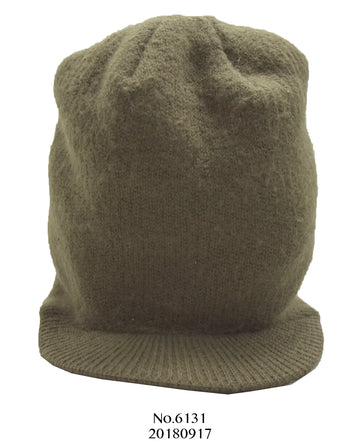 NEIGHBORHOOD / Olive Knit Beanie Cap