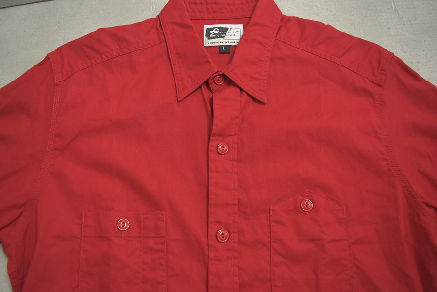 Engineered Garments / Red Work Shirt