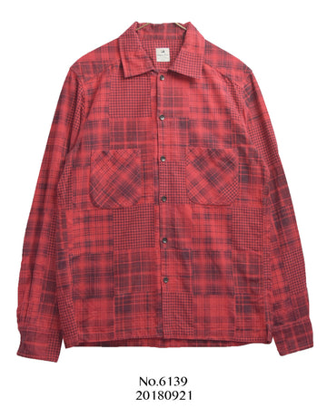 Sasquatchfabrix. / Red Check Shirt