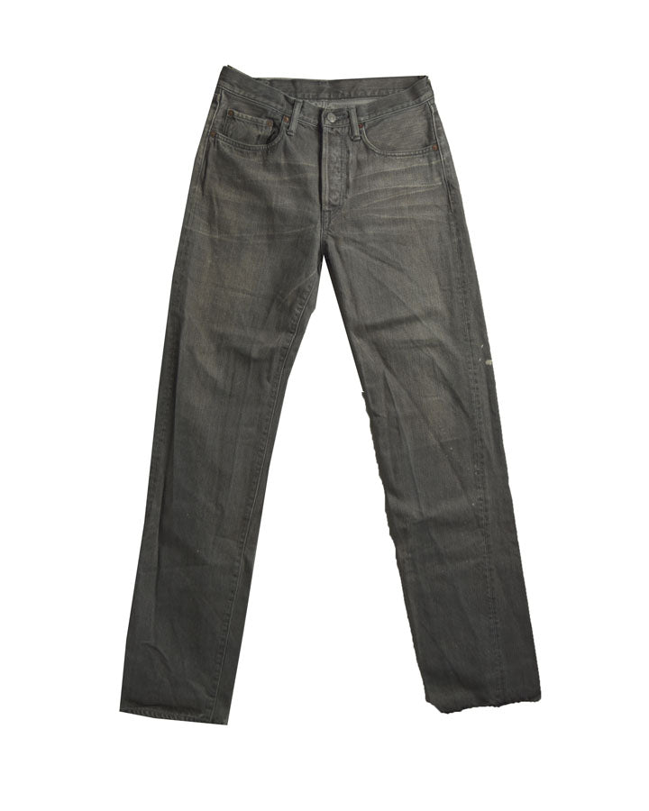KAPITAL / Black Denim Pants