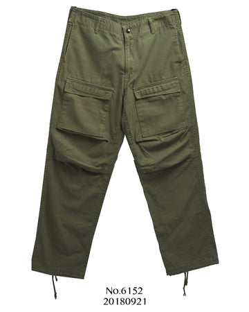 Post Overalls / Military Cargo Pants