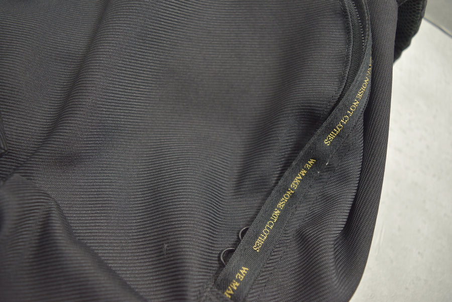 UNDERCOVER / Signature Black Backpack