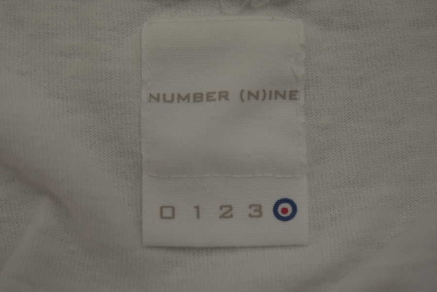 NUMBER(N)INE / T-shirt number nine