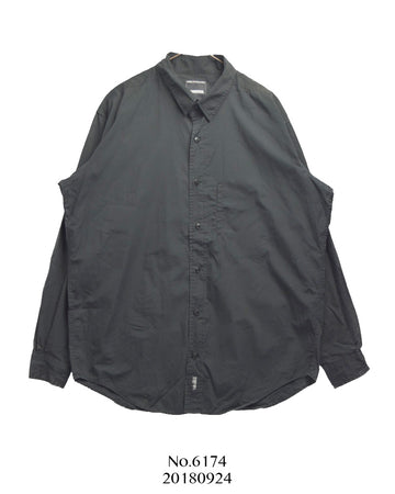 NEIGHBORHOOD / Black Long Sleeve Shirt