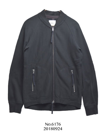 SOLOIST / Sweat Blouson Jacket