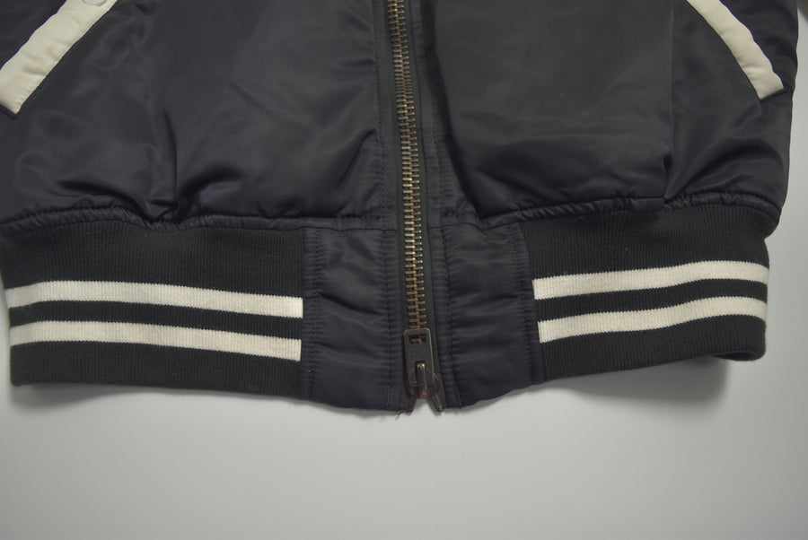 GANRYU / Nylon Flight Jacket