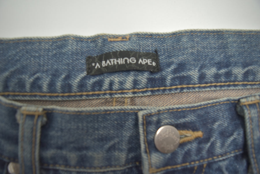 BAPE / Vintage Denim Pants