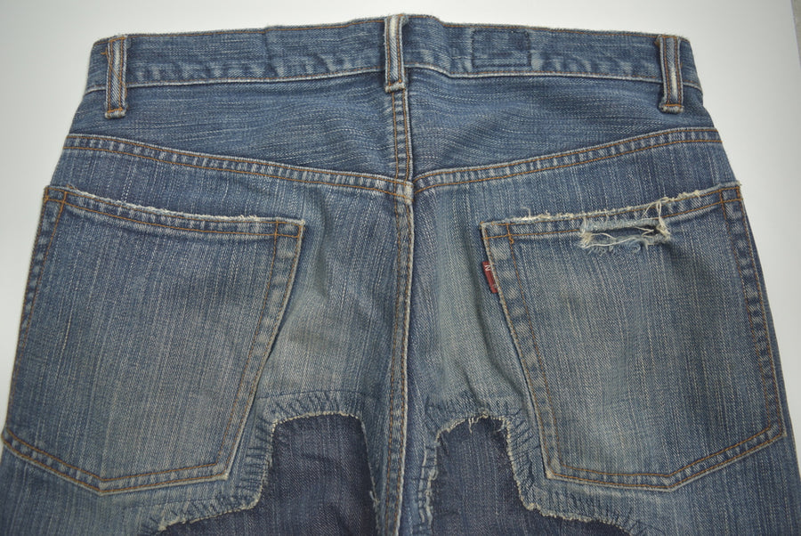 Needles / Rebuild Denim Pants