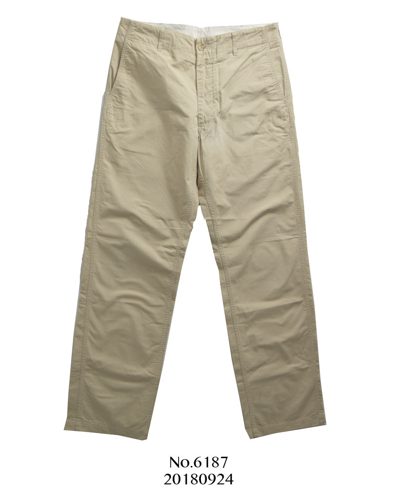 Engineered Garments / Cootton Chino Pants