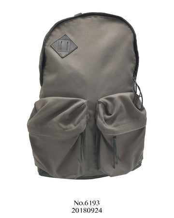 UNDERCOVER / Signature Olive Backpack