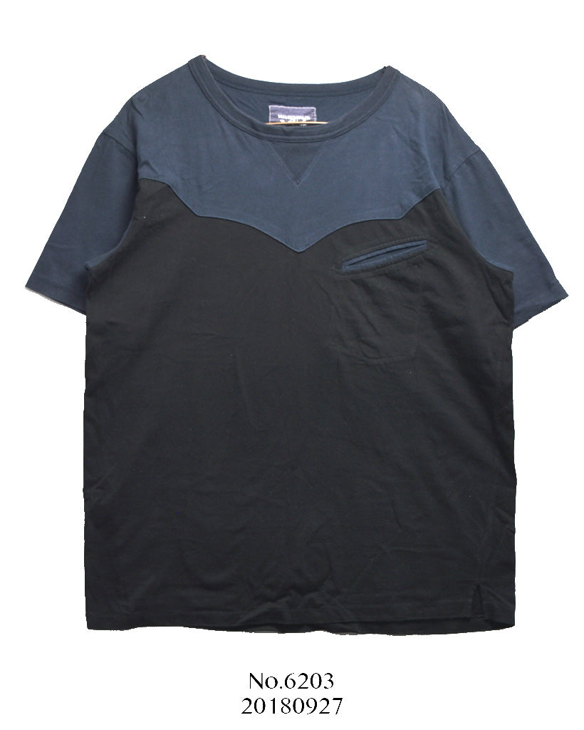 SOLOIST / Western Pocket T-shirt