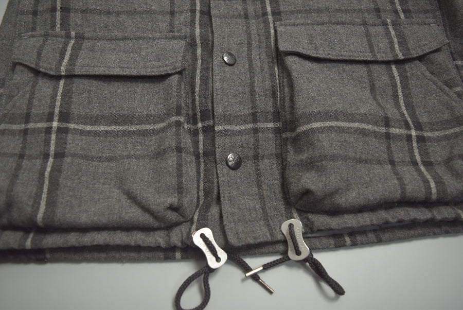 WHITE MOUNTAINEERING / Wool Check Gore-tex Jacket
