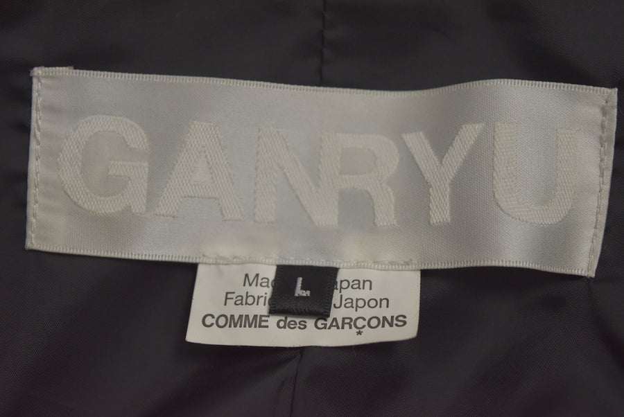 GANRYU / Tailored Coach Jacket