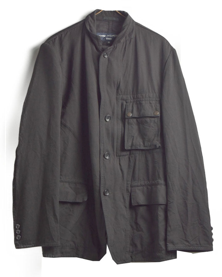 COMME des GARCONS HOMME / Zip up Tailored Jacket