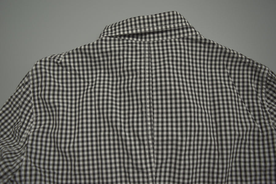 COMME des GARCONS HOMME / Gingham Tailired Shirt Jacket