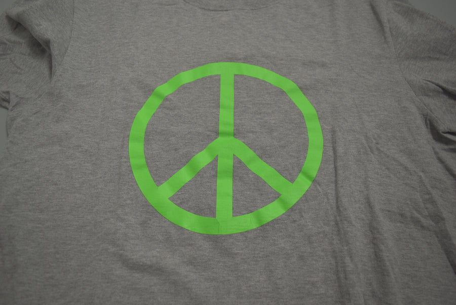 HEAD PORTER PLUS / Peace Mark T-shirt