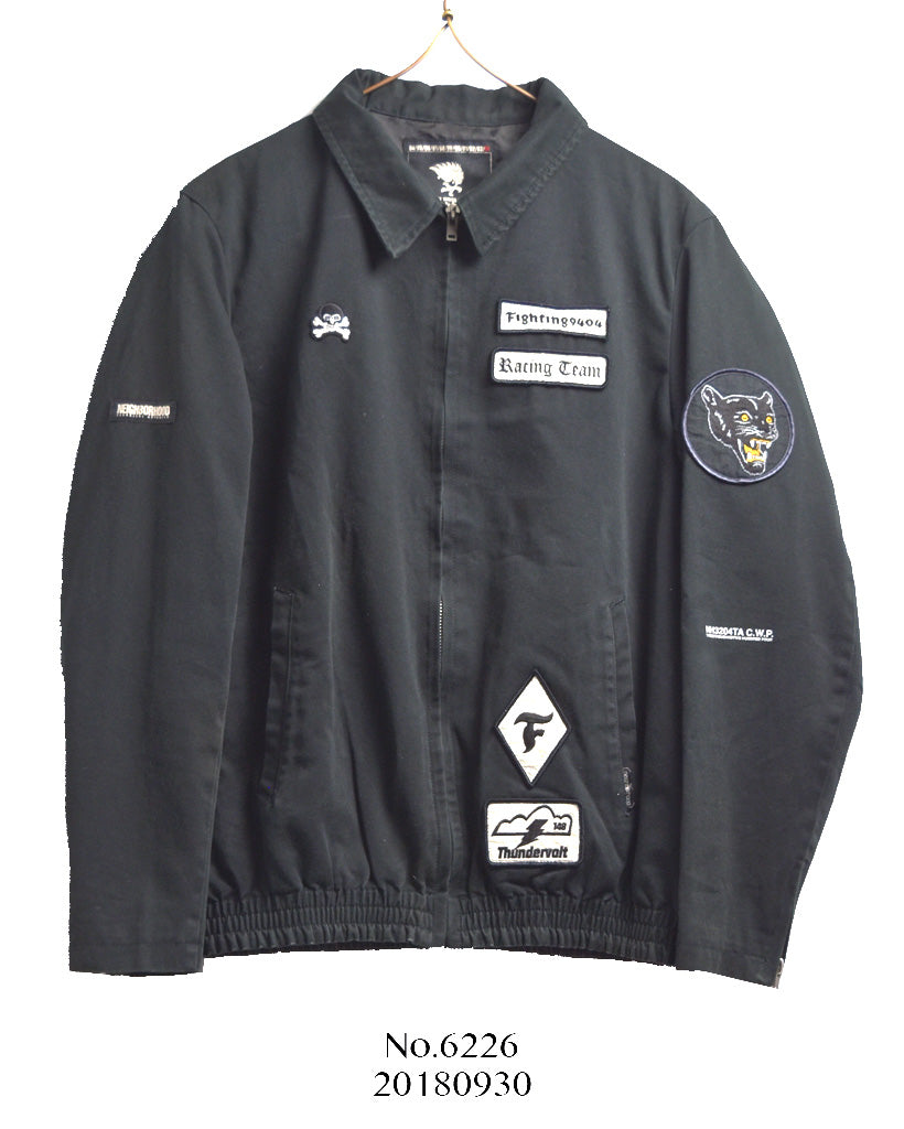 NEIGHBORHOOD / Patchwork Riders Jacket