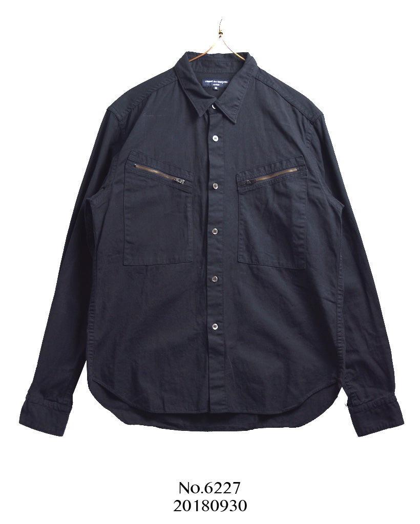 COMME des GARCONS HOMME / Military Dress Shirt