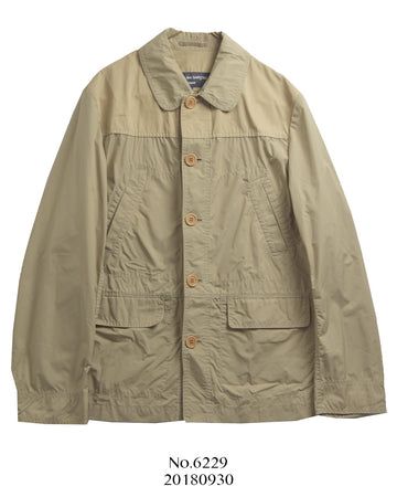 COMME des GARCONS HOMME / Nylon Hunting Jacket