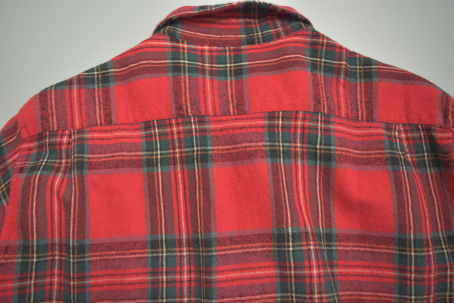 HEAD PORTER PLUS / Tartan Check Shirt