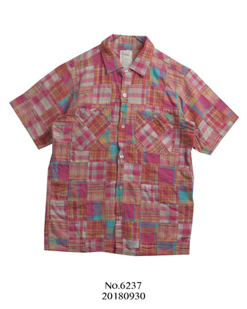 WTAPS / Summer Patchwork Shirt