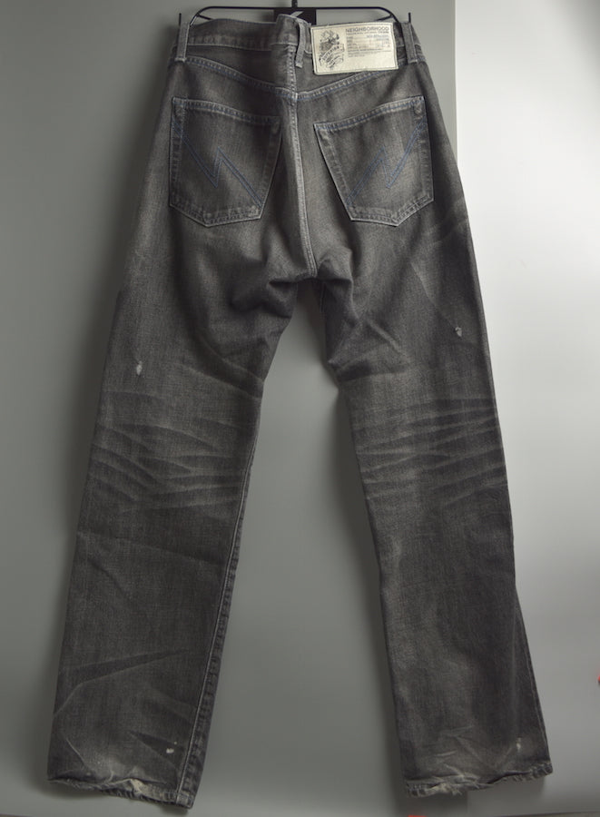 NEIGHBORHOOD / Savage Denim Pants
