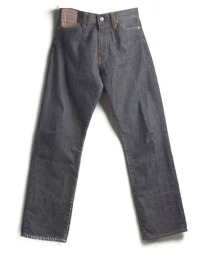 JUNYA WATANABE MAN COMME des GARCONS / Rebuild Patchwork Denim Pants