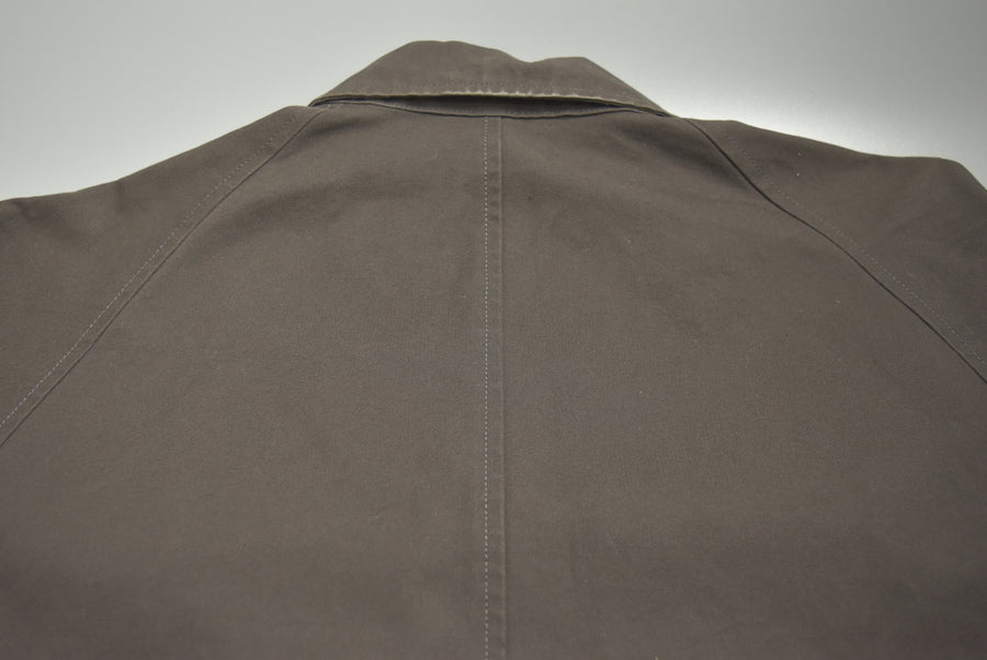 GOODENOUGH / Brown Coach Jacket Coat