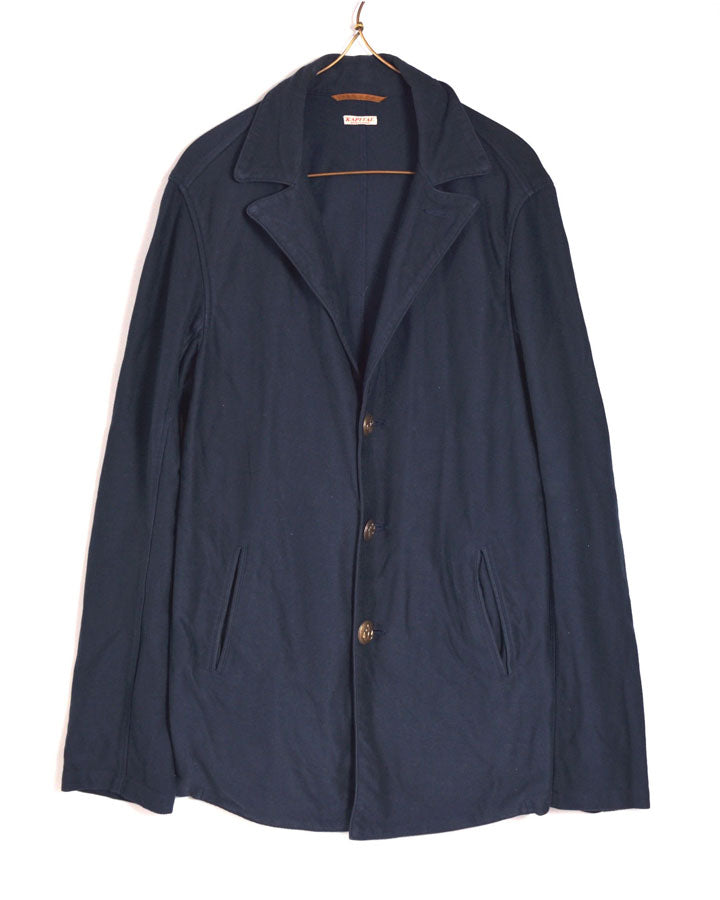 KAPITAL / Navy Sweat Jacket