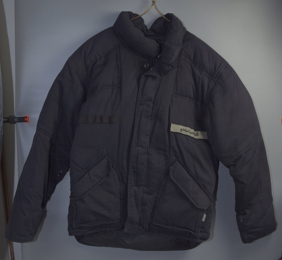 WTAPS / Black Crossborn Down Jacket