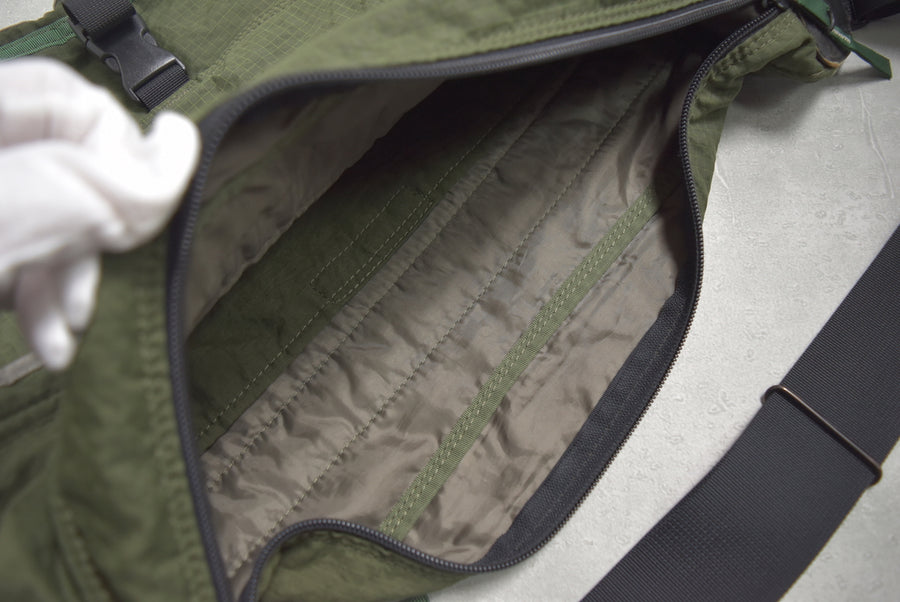 PORTER / Olive Sporty Shoulder Bag