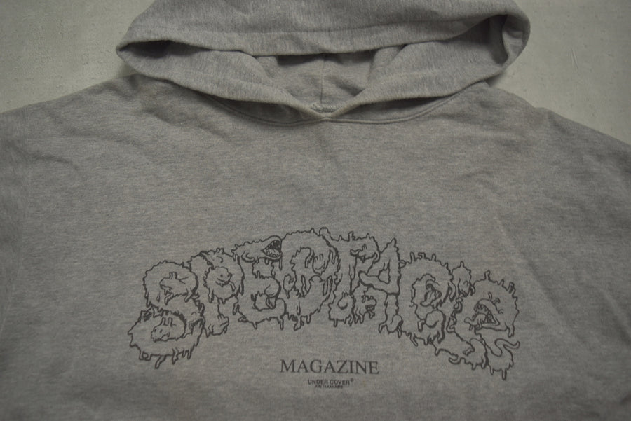 UNDERCOVER / SPECTACLE Magazine Logo Sweat Hoodie