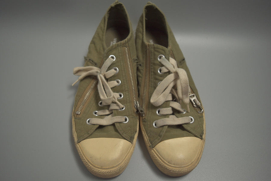 JUNYA WATANABE MAN COMME des GARCONS / Military Rebuild Low-cut Sneaker