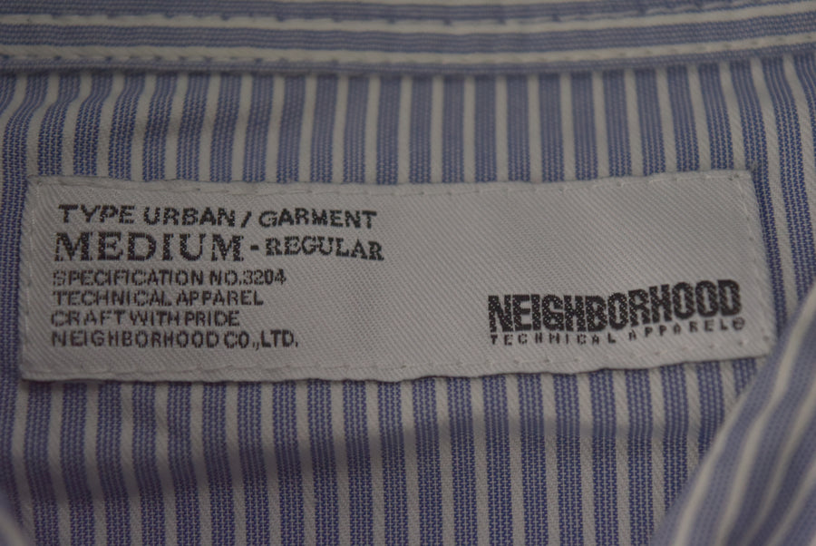 NEIGHBORHOOD / Hybrid  Layered stripes shirt