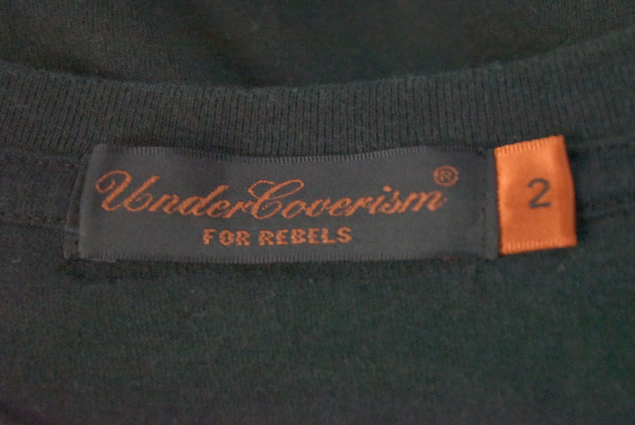 UNDERCOVER / Sid Graphic Print Cutsew