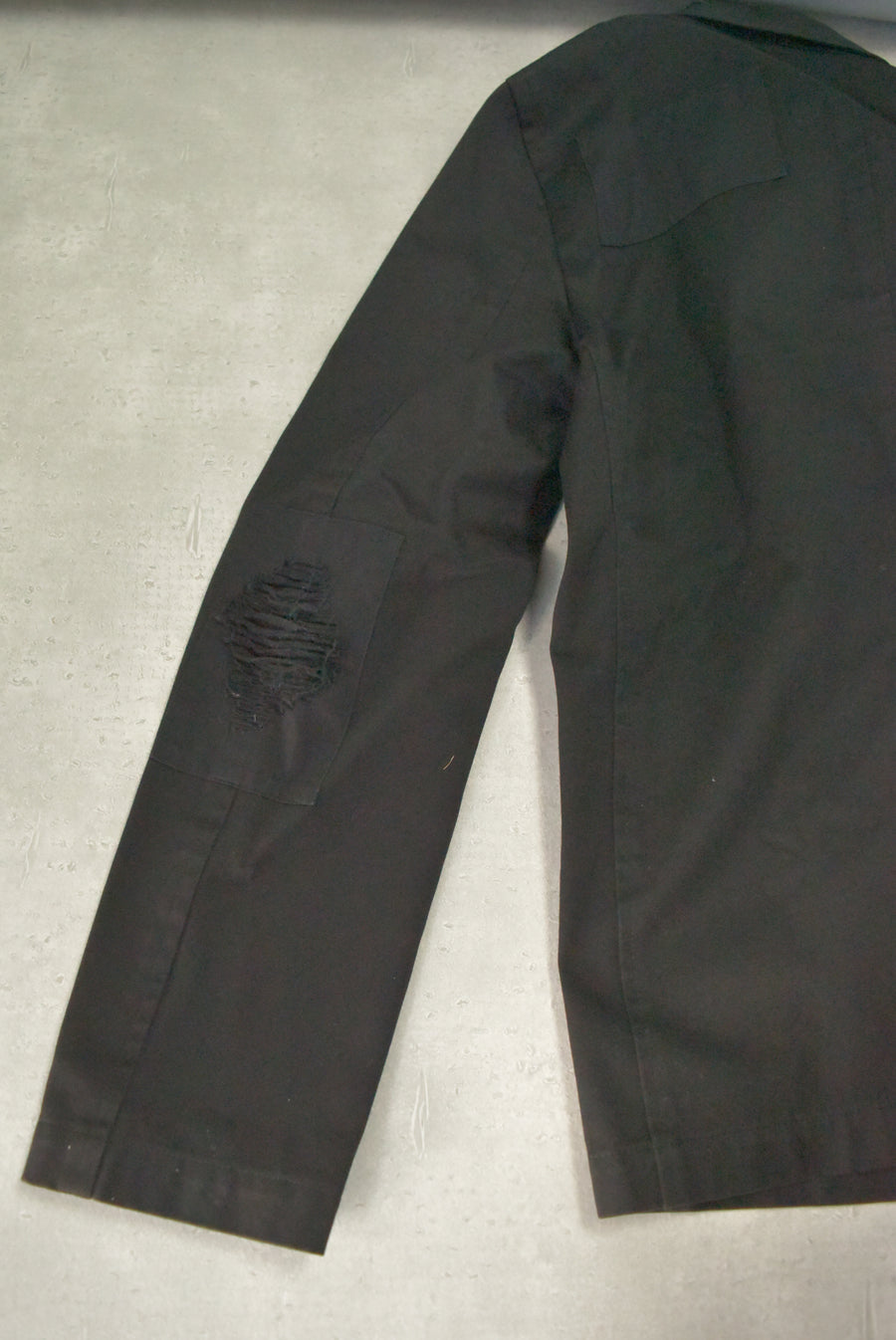 UNDERCOVER / Black Damage Jacket