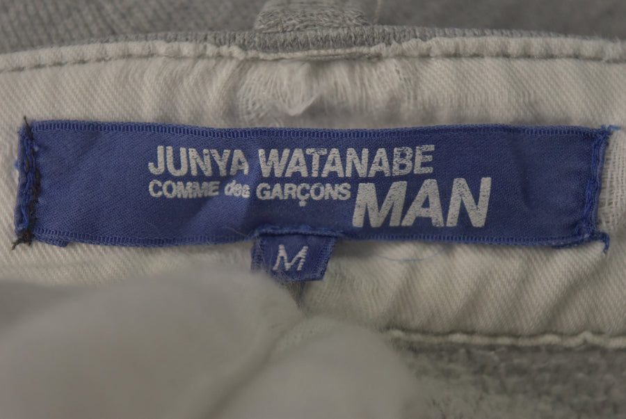 COMME des GARCONS / × Champion Grey Sweat Pants