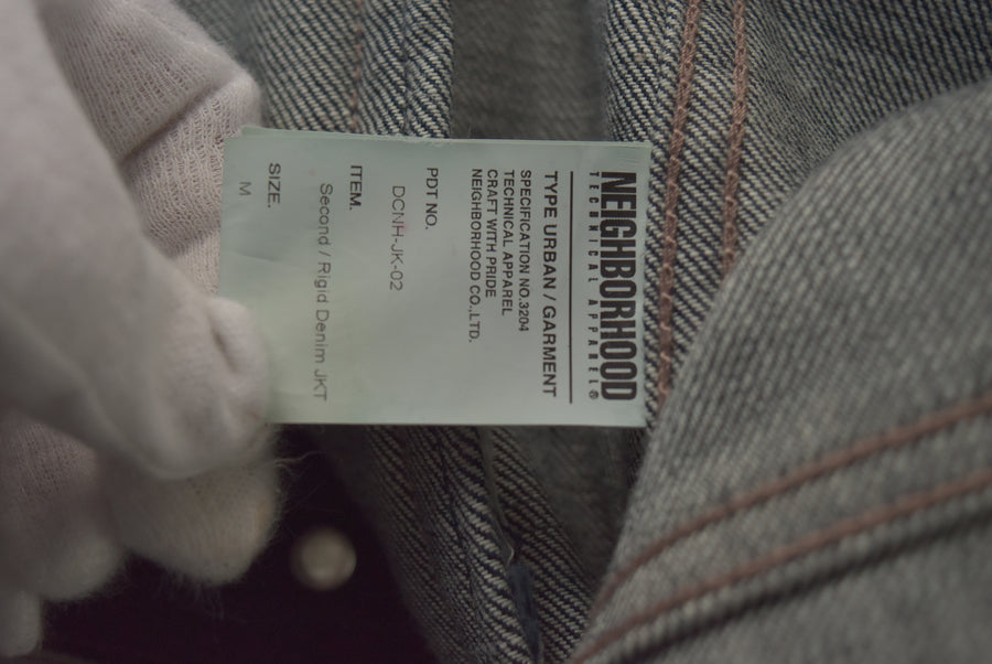 NEIGHBORHOOD / Riders Denim Jacket