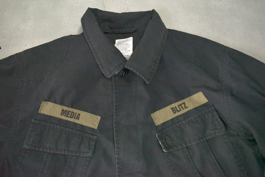 WTAPS / BDU Black Military Shirt