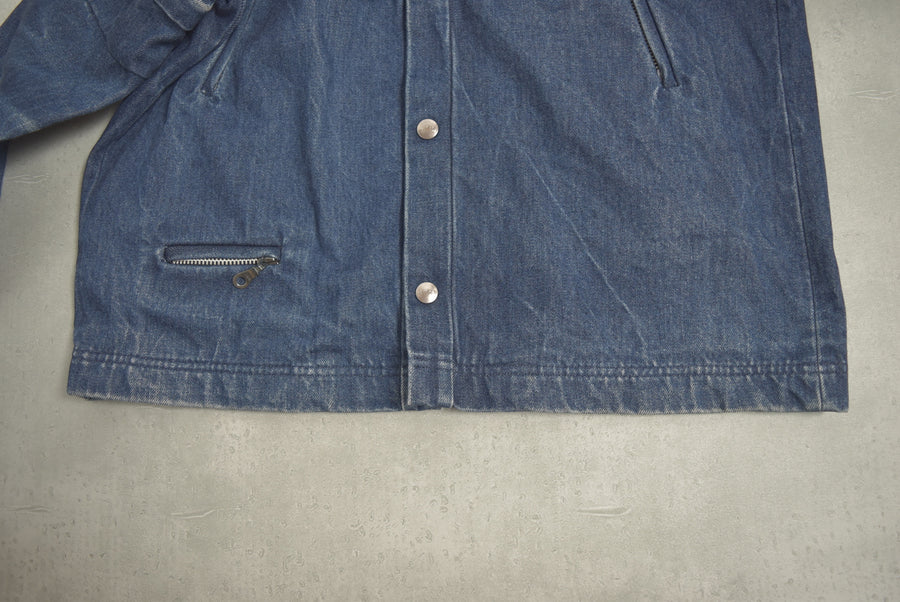 NUMBER(N)INE / Riders Denim Blouson Jacket