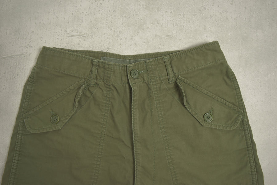 COMME des GARCONS HOMME / Puckering Military Cargo Pants